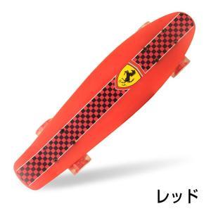 フェラーリ スケートボード スケボー 子供 おしゃれ かっこいい Ferrari 男の子 初心者 誕生日 プレゼント お祝い|smart-factory|03