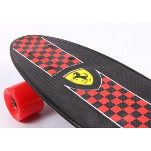 フェラーリ スケートボード スケボー 子供 おしゃれ かっこいい Ferrari 男の子 初心者 誕生日 プレゼント お祝い|smart-factory|05