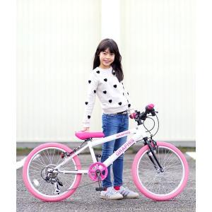 子供用自転車 週末価格 20インチ シマノ6段ギア 全10色 クロスバイク スキュワー式 GRAPHIS|smart-factory|11