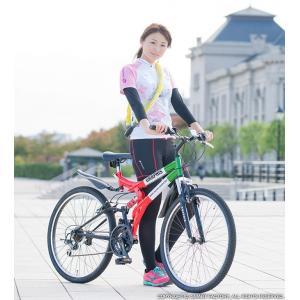 送料無料 マウンテンバイク 26インチ シマノ シマノ製18段ギア GRAPHIS グラフィス GR-005 (6色)  自転車 26インチ メンズ レディース 自転車 おしゃれ|smart-factory|14