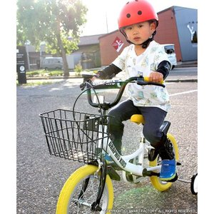 子供用自転車 週末限定 2000円クーポン 14インチ 16インチ 18インチ 補助輪 カゴ キッズバイシクル 9色 GR-16|smart-factory|13
