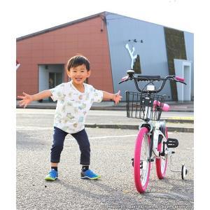 子供用自転車 週末限定 2000円クーポン 14インチ 16インチ 18インチ 補助輪 カゴ キッズバイシクル 9色 GR-16|smart-factory|14
