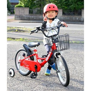 子供用自転車 週末限定 2000円クーポン 14インチ 16インチ 18インチ 補助輪 カゴ キッズバイシクル 9色 GR-16|smart-factory|16