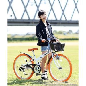 子供用自転車 平日限定 1500円クーポン 22 24 26インチ 6段ギア ライト 鍵 カゴ CIデッキ付 CTB 折りたたみ自転車|smart-factory|11