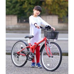 子供用自転車 平日限定 1500円クーポン 22 24 26インチ 6段ギア ライト 鍵 カゴ CIデッキ付 CTB 折りたたみ自転車|smart-factory|19