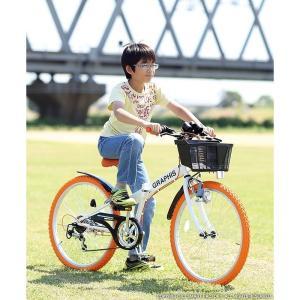 子供用自転車 平日限定 1500円クーポン 22 24 26インチ 6段ギア ライト 鍵 カゴ CIデッキ付 CTB 折りたたみ自転車|smart-factory|08