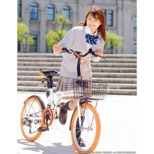 折りたたみ自転車 20インチ シマノ製6段ギア 15色 折り畳み自転車 折畳自転車 カゴ付き 小径車 ミニベロ 自転車 通販 おしゃれ 送料無料|smart-factory|10