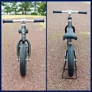 プロテクタープレゼント 幼児用ペダルなし自転車 子供用自転車 12インチ アルミフレーム 3色 GRAPHIS GR-AB smart-factory 12