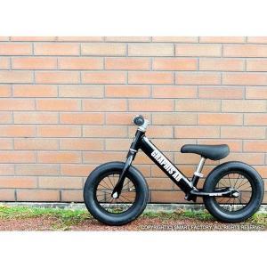 プロテクタープレゼント 幼児用ペダルなし自転車 子供用自転車 12インチ アルミフレーム 3色 GRAPHIS GR-AB smart-factory 13
