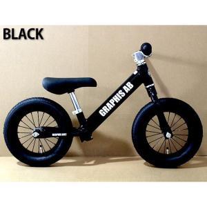プロテクタープレゼント 幼児用ペダルなし自転車 子供用自転車 12インチ アルミフレーム 3色 GRAPHIS GR-AB smart-factory 19