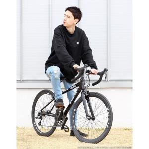 ジュニアロードバイク 週末価格 24インチ 2x8段変速 シマノ クラリス アルミフレーム 子供用 女性向け GRAPHIS|smart-factory|12