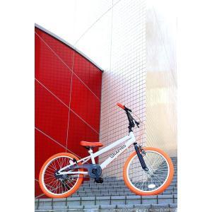 子供用自転車 平日限定2000円クーポン 20インチ BMX タイプ 4色 子供自転車 男の子 子供 幼児 キッズ ストリート 街乗り おしゃれ|smart-factory|08