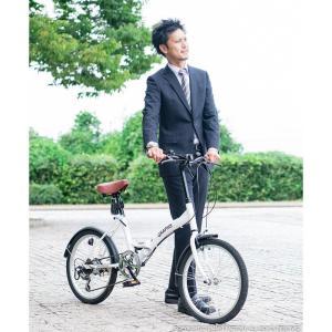送料無料 折りたたみ自転車 20インチ シマノ製6段ギア 折畳み自転車 折畳自転車 自転車 鍵 ライト 折りたたみカゴ 小径車 ミニベロ 自転車 おしゃれ|smart-factory|21