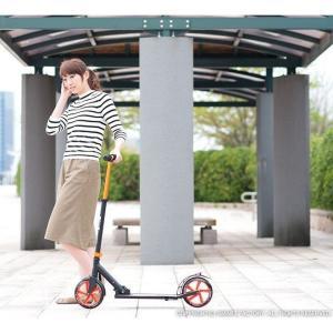 キックボード 平日限定2000円クーポン 8インチ 2色 キックスクーター 折りたたみ 大人用 子供用 GRAPHIS GR-K グラフィス|smart-factory|10