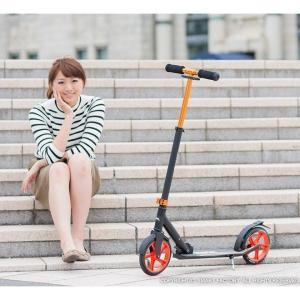 キックボード 平日限定2000円クーポン 8インチ 2色 キックスクーター 折りたたみ 大人用 子供用 GRAPHIS GR-K グラフィス|smart-factory|11
