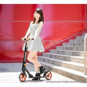 キックボード 平日限定2000円クーポン 8インチ 2色 キックスクーター 折りたたみ 大人用 子供用 GRAPHIS GR-K グラフィス|smart-factory|12