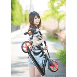 キックボード 平日限定2000円クーポン 8インチ 2色 キックスクーター 折りたたみ 大人用 子供用 GRAPHIS GR-K グラフィス|smart-factory|15