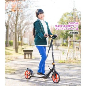 キックボード 平日限定2000円クーポン 8インチ 2色 キックスクーター 折りたたみ 大人用 子供用 GRAPHIS GR-K グラフィス|smart-factory|16