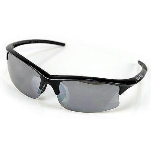 スポーツサングラス GRAPHIS オリジナルサングラス メンズ レディース 偏光 紫外線カット 偏光 自転車 野球 アウトドア ゴルフ 釣り 送料無料 即日発送 smart-factory