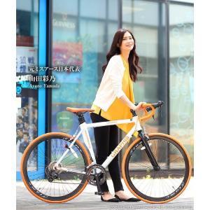 ロードバイク 700c SHIMANO シマノ製14段ギア 700×26C ロードレーサー GR-Tiamo|smart-factory|11