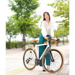ロードバイク 700c SHIMANO シマノ製14段ギア 700×26C ロードレーサー GR-Tiamo|smart-factory|12
