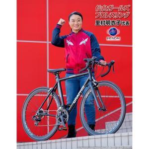ロードバイク 700c SHIMANO シマノ製14段ギア 700×26C ロードレーサー GR-Tiamo|smart-factory|17