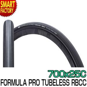 IRC フォーミュラプロ チューブレス RBCC 700x25C ロードバイク タイヤ|smart-factory