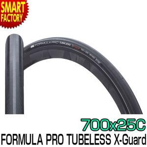 IRC フォーミュラプロ チューブレス X-Guard 700x25C ロードバイク タイヤ|smart-factory