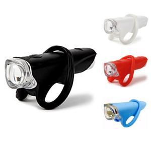 日本郵便送料無料  LEDライト WITHシリコンカバー 1LED O-267-G ホワイト レッド ライトブルー ブラック|smart-factory