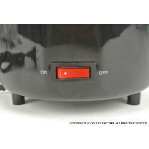 ラーメンメーカー 一人用 電気式 即席 ラーメン すぐに熱々ラーメン 簡単 調理  電気鍋 家電 新生活 夜食 イベント 景品 おもしろ プレゼント 送料無料 即日発送|smart-factory|10