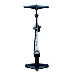 自転車 空気入れ 仏式 米式 英式 ゲージ付アルミフロアポンプ 高圧 160psi GF-31 GIYO|smart-factory