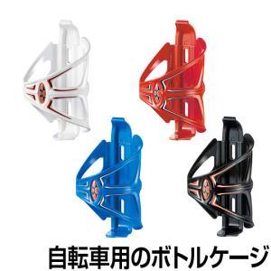 ボトルケージ 自転車 調整可能 ロングタイプ レーサーボトル専用樹脂製2ピースケージ オージーケー カブト OGK KABUTO PC-4|smart-factory