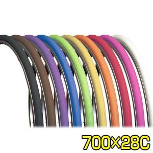 自転車パーツ タイヤDURO DB-7043 STINGER カラータイヤ(10色)700 x 28C 10色展開でおしゃれにドレスアップ! 自転車のパーツ|smart-factory