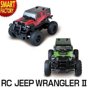 ラジコン RC JEEP WRANGLER 2 フルファンクションRC ジープ ラジコンカー
