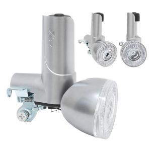 自転車 ライト ブロックダイナモライト LED DL99C YSD|smart-factory