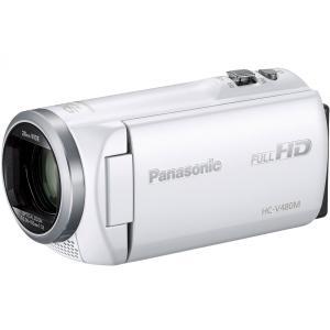 【展示品】パナソニック HC-V480M-W [ホワイト]...