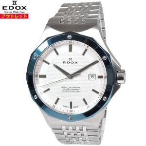 アウトレット! エドックス 腕時計 53005-3BUM-AIN デルフィン クォーツ メンズ 53...