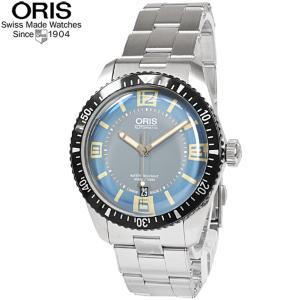 オリス 腕時計 ダイバーズ 65 シックスティファイブ Divers 65 73377074065M...