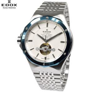 エドックス 腕時計 85024-3BUM-AIN デルフィン オートマティック 自動巻き メンズ 8...