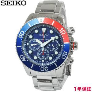 SEIKO セイコー 腕時計 SSC019P1 ソーラー ク...