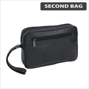 セカンドバッグ ビジネスバッグ 鞄 クラッチバッグ メンズ 紳士用 軽量 ブラック 黒 ポーチ|smartbiz