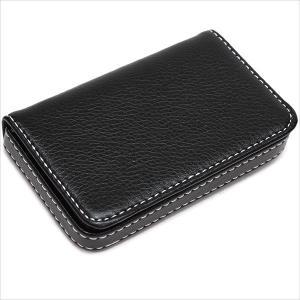 名刺入れ カードケース 名刺入れ HWCR1029 アイテム カード 名刺ケース 名刺入れ ブラック smartbiz