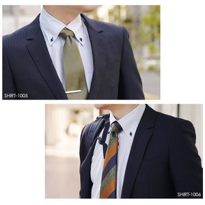 ワイシャツ メンズ 5枚セット 長袖 Yシャツ デザインにこだわった長袖ワイシャツ 形態安定 ビジネス|smartbiz|09