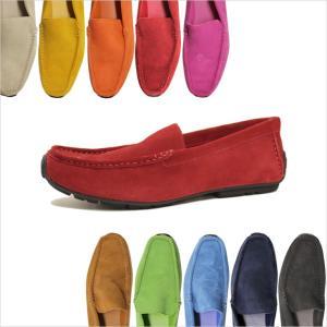 デデス カジュアルシューズ Dedes メンズ ( メンズシューズ ) メンズ ドライビングシューズ スリッポン スエード スウェード 本革 牛革 レザー 靴|smartbiz