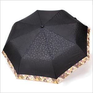 折りたたみ傘 華まどか 傘 和傘 レイングッズ レディース 折りたたみ傘 JK-27-YL イエロー|smartbiz