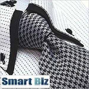 お洒落を楽しむデザイン ネクタイ|smartbiz