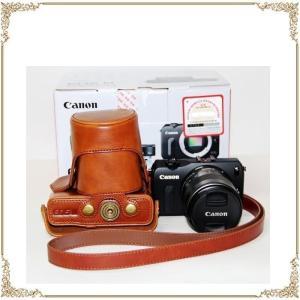 EOS M ケース EOS M2 カメラケース eosMケース eosm2ケース