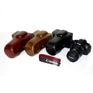CANON kiss X7i X6i X5 550D 600D 650D 700D カメラケース ケ...