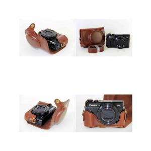 1.対応機種:Canon PowerShot G7X mark ii    2.固定用三脚ネジ穴付き...