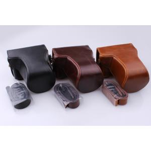 CANON EOS M ケース EOS M10 カメラケース カメラーカバー カメラバック 一眼 三脚使用可能 ネジ穴装備 ストラップ